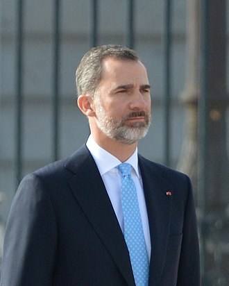 Count of Barcelona - Felipe VI, current King of Spain and Count of Barcelona