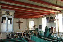Kirchbarkau Kirche