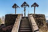 Klagenfurt Villacher Vorstadt Kreuzbergl Kalvarienberggruppe 29012018 2444.jpg