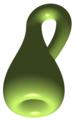 Klein bottle green.png
