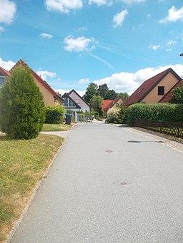 Kleiner Pichoweg in Wilthen