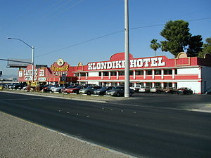 Klondike Hotel and Casino - Image: Klondike