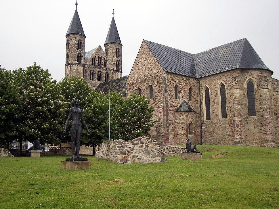 Kloster Unser Lieben Frauen Magdeburg2007