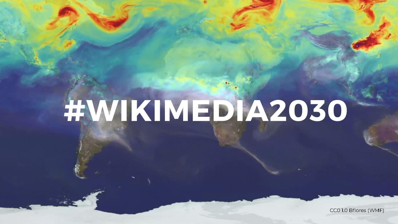 Estrategia del Movimiento Wikimedia: el horizonte 2030 @ Wikipedia:Encuentros/Sesiones en línea WMES 2020