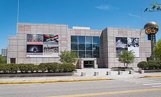 Museum in Knoxville, Tennessee