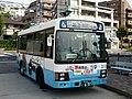 Kobe City Bus 212 at Konan-Yamate Station.jpg