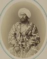 Kokand Khan and His Sons. Seid Mukhamed Khudayar Khan, Kokand Khan WDL10718.png