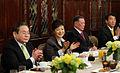 Korea President Park Business Leaders 20130508 01.jpg