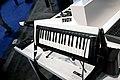 Korg RK-100s Keytar - Tail - 2014 NAMM Show.jpg