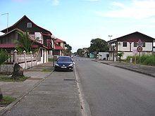 guyane francaise ville