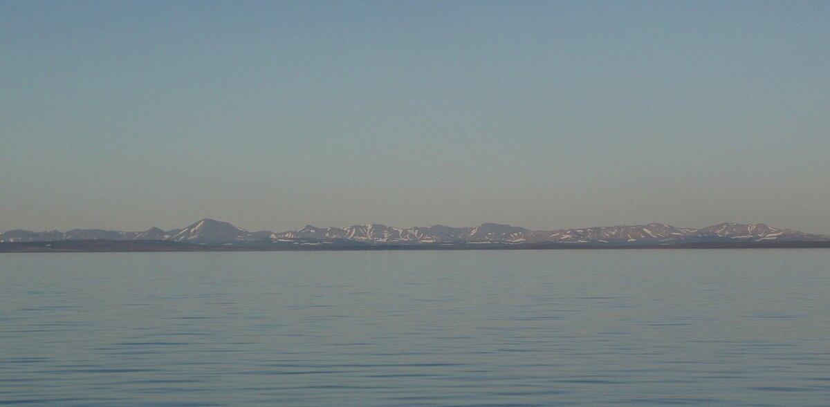 lake krasnoye  chukotka