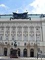 Kriegsministerium, Regierungsgebäude in vienna.jpg