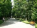 Kudowa-Zdrój, park zdrojowy 09.JPG