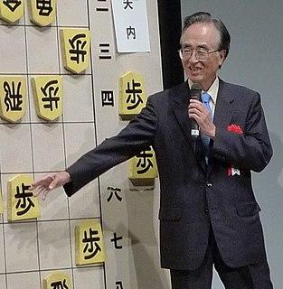 Kunio Naitō Japanese shogi player and singer