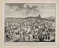 Kupferstich - Nürnberg - Erlenstegen - Französisches Feldlager - 1741.jpg