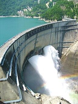 Kurobe Dam survey 2