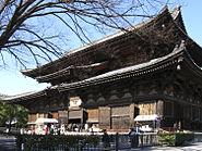 Kyoto Toji Kondo C0947