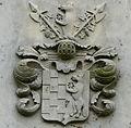Lüssow Gützkow Kirche Wappen Wolffradt 1.JPG
