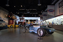Wally Parks NHRA Motorsports Museum - Wikipedia
