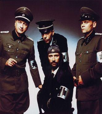 Laibach (band) - LAIBACH Press Photo 2003