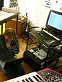 LEMUR musical robots lab 4, Brooklyn.jpg