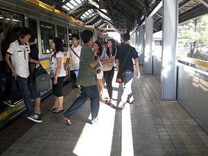 Pedro Gil LRT station - Pedro Gil station