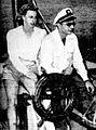 L Ron and Sara Hubbard June 1946.jpg