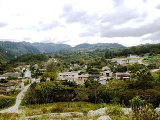 La Campa Municipality in Lempira, Honduras