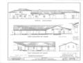 La Casa de la Guerra, 11-19 East de la Guerra Street, Santa Barbara, Santa Barbara County, CA HABS CAL,42-SANBA,8- (sheet 5 of 6).png
