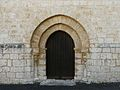La Grimaudière église portail.JPG
