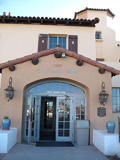 La Posada Historic District
