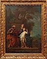La Sainte Famille (avec cadre), Michel-Ange Houasse, Musée Goya.jpg