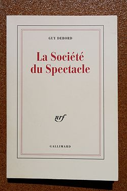 image illustrative de l'article La Société du spectacle (livre)