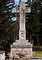 La croix du Cimetière Militaire du Wettstein Orbey - panoramio.jpg