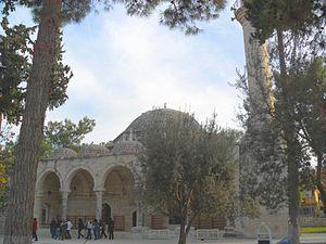 Laal Pasha Mosque - Image: Laal Pasha Mosque