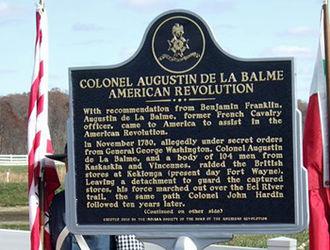 Augustin de La Balme - Image: Labalme 2010c