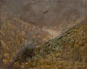 Valley with Birds of Prey