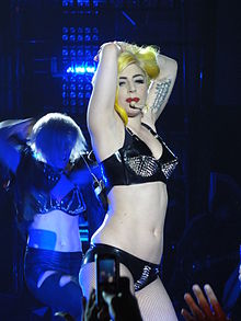 Lady Gaga - The Monster Ball Tour - Burswood Dome Perth (4483593568).jpg