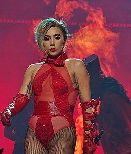 Lady Gaga JWT Montreal BM, 2017-11-03