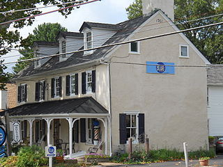 Lady Washington Inn United States historic place