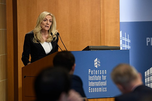 Gov. Lael Brainard speech in December 2018