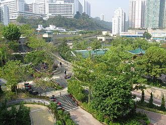 Mei Foo Sun Chuen - Image: Lai Chi Kok Park