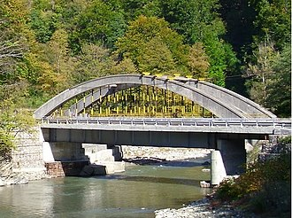 Ion Dragalina - Lainici bridge