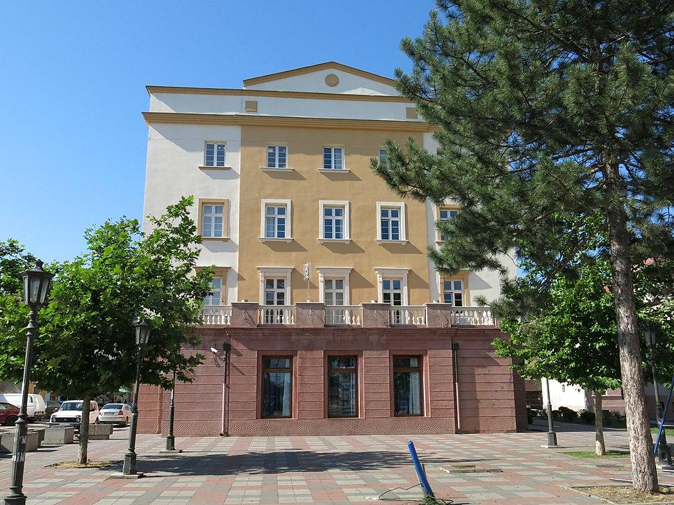 Lajkovac, Zgrada opštine Lajkovac, 04
