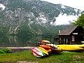 Lake Bohinj Slovenia (4934293210).jpg