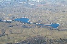 Lake Del Valle - Wikipedia