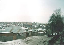 View of Lakinsk