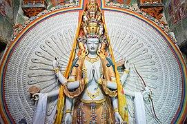 Lamayuru Monastery 11 - Avalokiteśvara.jpg