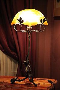 Lampe aux Ombelles 2