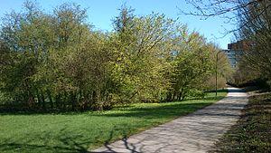 Langenæs Park - Image: Langenæs 2